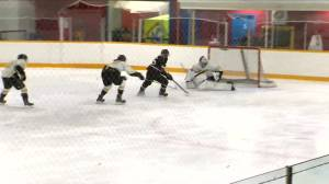 HIGHLIGHTS: MMJHL Pembina Valley vs St. Boniface – Oct. 16