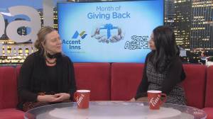 Month of Giving Back –  Some Assembly Arts Society