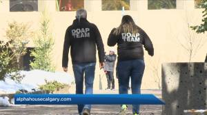 Learn more about the Alpha House's DOAP Team (04:31)