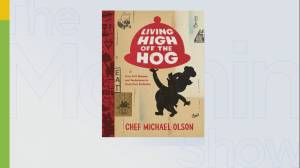 Chef Michael Olson on his new cookbook