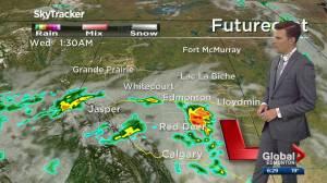 Edmonton weather forecast: Tuesday, June 23, 2020