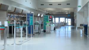 Coronavirus: Airport reliant business not flying high in Saskatoon