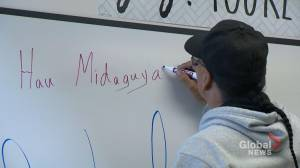 New educational centre opens on Carry the Kettle First Nation (01:37)