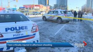 Teen dead after shooting in Scarborough