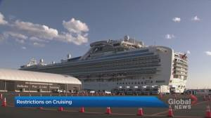 The Travel Lady: Restrictions on cruising (05:03)