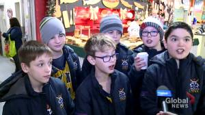 Fredericton hosts annual Christmas market