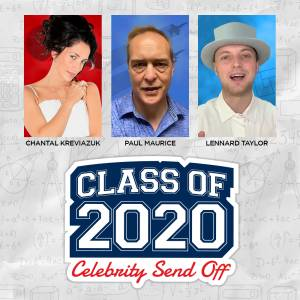 Manitoba Class of 2020 Celebrity Send Off Part 3