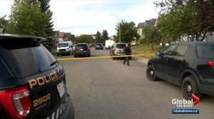 Calgary police investigate suspicious death in city's southeast (01:46)