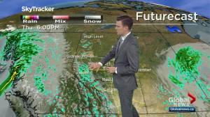 Edmonton weather forecast: Wednesday, June 17, 2020