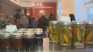 Chez Doris women's shelter hosts annual holiday fair