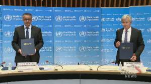 Coronavirus outbreak: WHO announces creation of foundation to source more funding