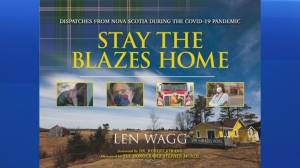 Stay the Blazes Home book launch (06:17)