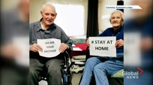 Long-term care sector welcomes new legislation keeping couples together in homes (01:54)
