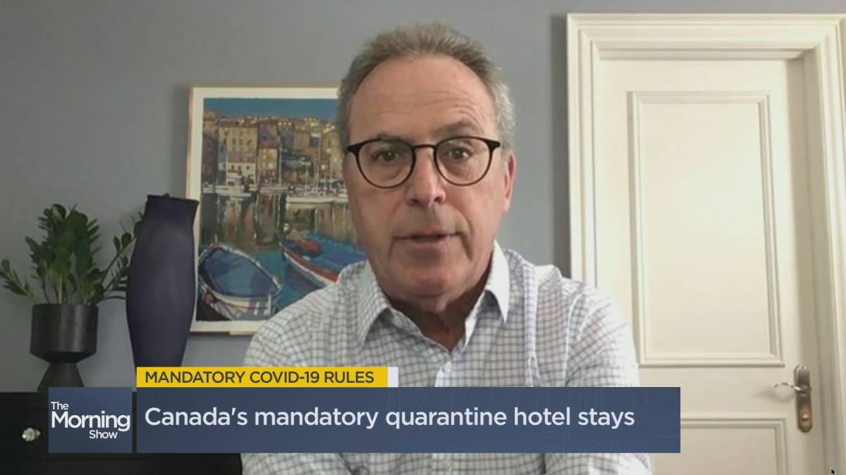 Click to play video 'Is it worth travelling with Canada's new restrictions? Expert weighs in'