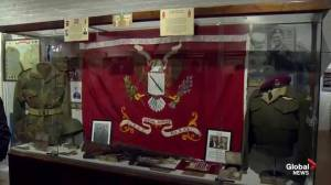 The Army Museum Halifax Citadel unveils new exhibit