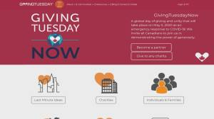 Giving Tuesday moved up to help those struggling amid COVID-19 pandemic