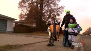 Woodstock, N.B. banning trick or treating due to COVID-19