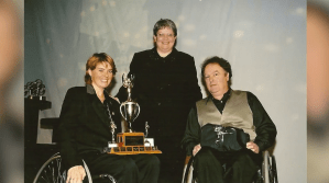 BC Sports Hall of Fame: Kathy Newman (00:30)