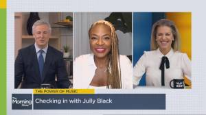 Jully Black shares some Monday motivation to jumpstart your week (07:34)