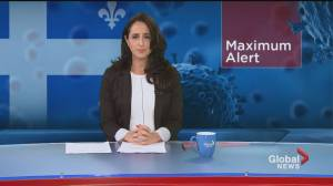 Global News Morning headlines: Friday, October 16, 2020 (03:52)