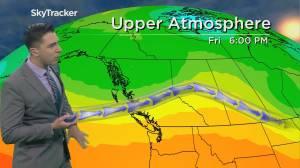 Kelowna Weather Forecast: August 25