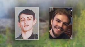 Global BC at 60: Nation-wide manhunt for two homicidal B.C. teens (02:29)