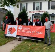 Play video: United Way Peterborough & District launches social media campaign with $5 million goal