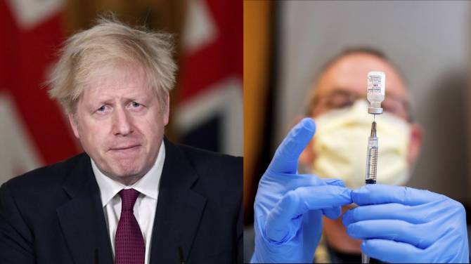 Click to play video: Coronavirus: New evidence shows UK variant may be more deadly, Boris Johnson says