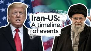 Timeline: What led to a major rise in tensions between the U.S. and Iran in 2020