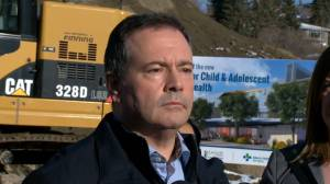 Premier Kenney responds to accusations of obstruction following passage of Bill 22
