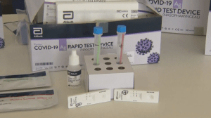 UBC team calls for more widespread use of COVID-19 rapid testing (04:14)