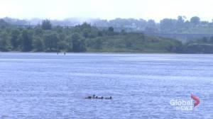 New Brunswick chiefs formally seek river name change (01:59)