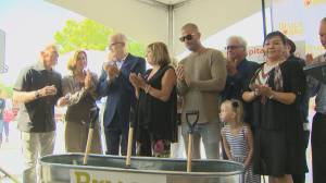 CMHA discusses Bruce Oake Recovery Centre opening on Global News Morning Winnipeg