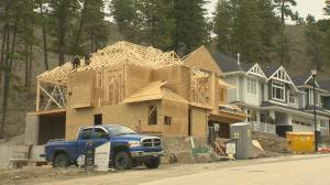 New homes in Kelowna expected to cost more due to new development cost charges (02:16)