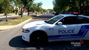 Montreal police, SQ officers team up in special unit to tackle gun violence (01:52)