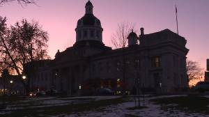 Kingston homeowners face 2.5% tax hike in proposed 2020 budget (01:46)