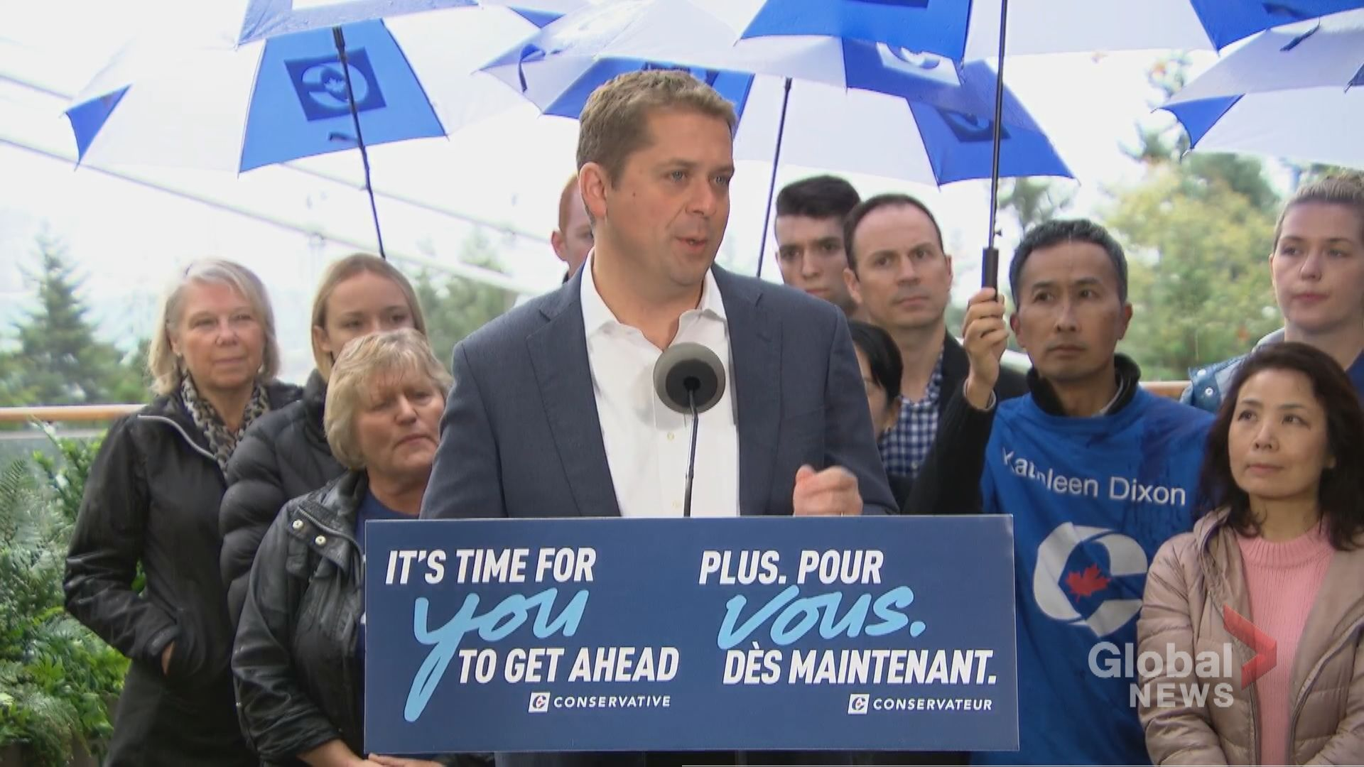 Federal Election 2019: Scheer addresses 'lock him up' chant