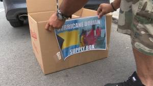 Hurricane Dorian: Montrealers try to help in Bahamas relief effort