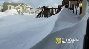 Newfoundland and Labrador continue to dig out after winter storm