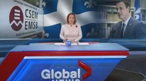 Global News Morning headlines: Thursday November 7, 2019