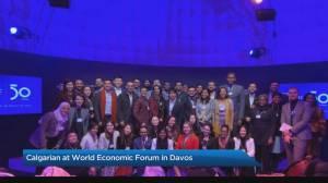 Calgarian invited to World Economic Forum 2020 in Davos, Switzerland