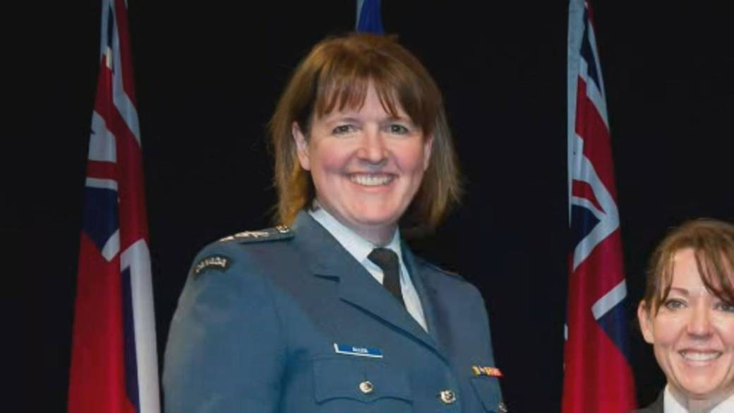 Click to play video 'Canadian military names first woman to vice chief of the defence staff'