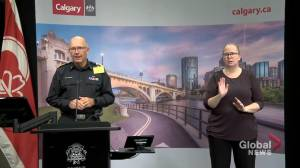 'I'm not sure what you're thinking': Calgary emergency chief has strong words for litterers