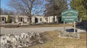 "Doctor says COVID-19 turned Ontario nursing home into ""war zone"""