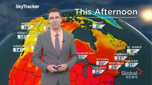 Saskatchewan weather outlook: July 3