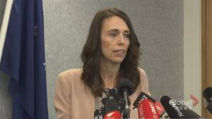 Coronavirus outbreak: Don't attend Christchurch memorials if you feel unwell, Ardern says (00:56)