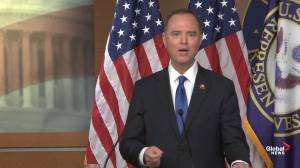 Schiff: Hard to imagine circumstance 'that would have alarmed founding fathers more' than Trump Ukraine call
