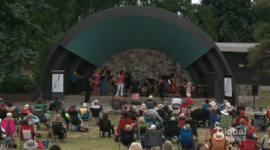 Chamber Orchestra of Edmonton back to performing (04:37)
