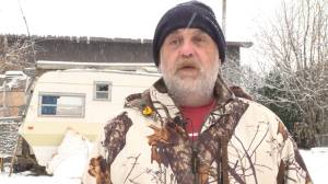 A Napanee man running a trailer park for the homeless is now in need himself