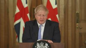 Coronavirus outbreak: Boris Johnson says COVID-19 containment 'extremely unlikely to work on its own'